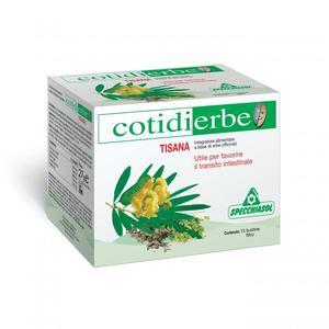 COTIDIERBE TISANA 15 Bustine