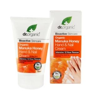 Dr. Organic Crema Mani e Unghie al Miele di Manuka 125 ml