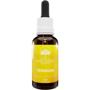 AUSTRALIAN BUSH FLOWER ESSENCE  OTTIMISMO 30ml