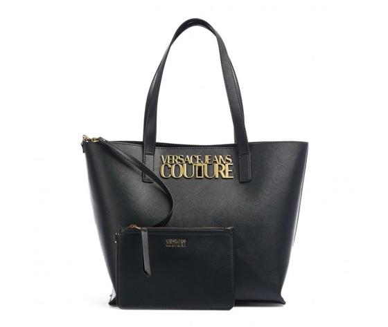 Versace jeans shopping bag modello e1vwabl871879 colore nero