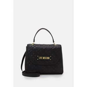 Love Moschino TOP HANDLE QUILTED FLAP HANDBAG - Borsa a mano