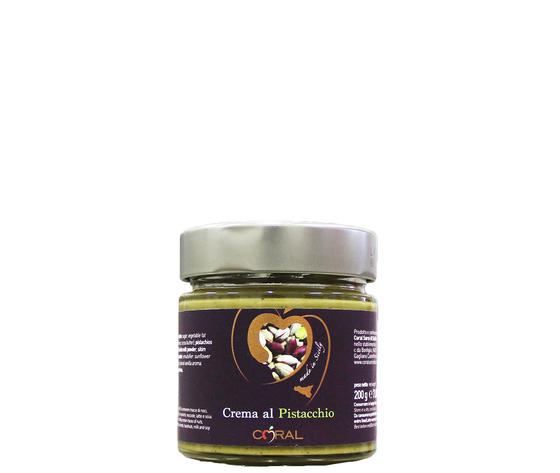 Crema spalmabile di pistacchio dolce