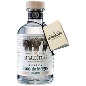 Grappa Vellutata Blanc de Morgex Distilleria di Montagna La Valdôtaine