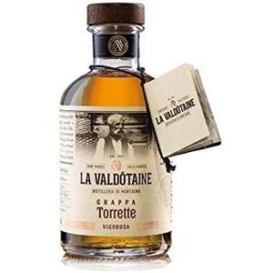 Grappa Torrette Vigorosa Distilleria di Montagna La Valdôtaine