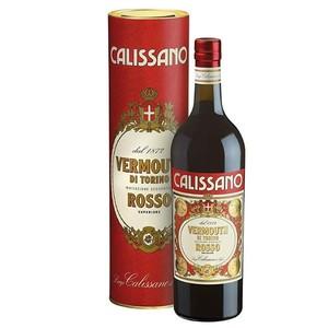 Vermouth di Torino Rosso Superiore Calissano