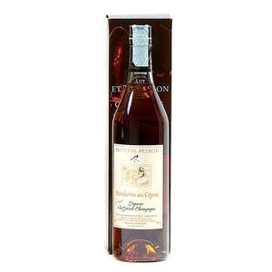 Liqueur au Cognac Mandarine  François Peyrot