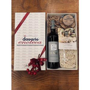 BOX LIGURIA Vermentino LVNAE Etichetta Grigia + Pesto e Trofie Frantoio di Sant'Agata di Oneglia
