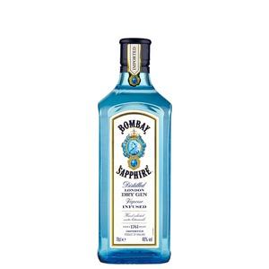 Gin London Dry 'Sapphire' Bombay Sapphire 1 lt