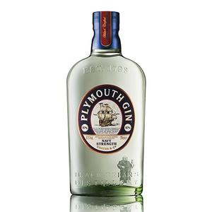 Plymouth Gin Navy Strength  Black Friars Distillery (0,7l)