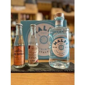 Gin Malfy Original + 4 Toniche East Imperial