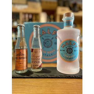 Gin Rosa Malfy + 4 Toniche East Imperial
