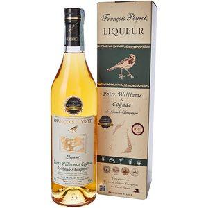 Liqueur Poire Williams & Cognac de Grande Champagne François Peyrot