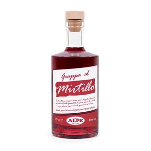Grappa al Mirtillo 0,7 l Distilleria Alpe
