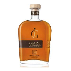 Giare Grappa Chardonnay  Distilleria Marzadro