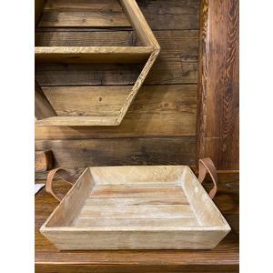 Vassoio di legno