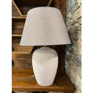 Lampada in pietra