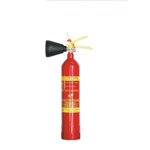 ESTINTORE A CO2 KG.2 RAIMA K2 CLASSE DI FUOCO 34-B