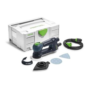 Festool Levigatrice con ingranaggio RO 90 DX FEQ-Plus ROTEX