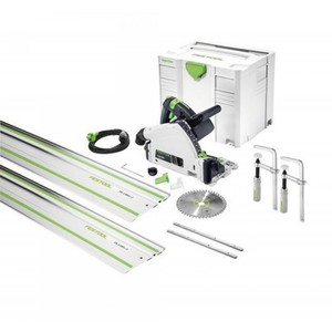 Festool Sega ad affondamento TS 55 REBQ-Plus- CAMP