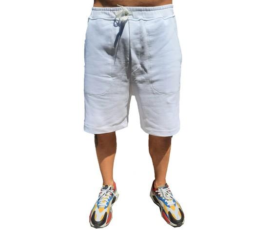 Shorts uomo bianco