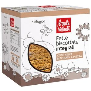 Fette biscottate integrali con pasta madre Baule Volante 300 g
