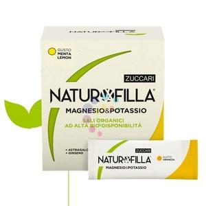 Naturofilla Magnesio&Potassio Menta/Lemon