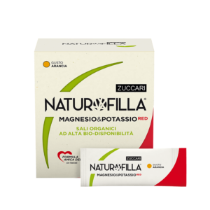 Naturofilla Magnesio&Potassio Arancia RED