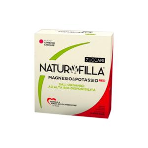 Naturofilla Magnesio&Potassio Sambuco/Karkadè RED