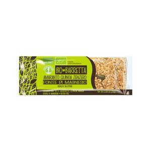 Bio barretta amaranto quinoa zenzero Probios