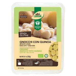 """GNOCCHI DI QUINOA SENZA GLUTINE """"Altri cereali"""""""