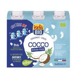 Bevanda cocco on the go Isola Bio