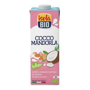 Bevanda di mandorle con cocco Isola Bio