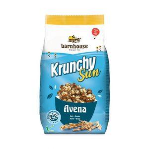 Muesli granola Krunchy Sun con avena Barnhouse