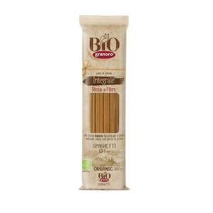 Spaghetti integrali di grano duro Bio Granoro 500g