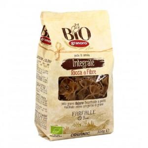 Farfalle integrali di grano duro Bio Granoro 500 g