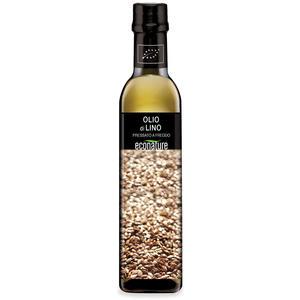 Olio di lino Econature Bordoni 250 ml