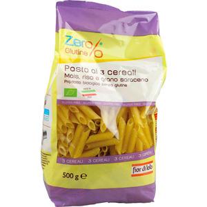 Penne ai 3 cereali Zero%glutine