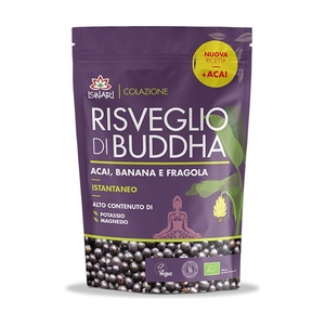 Risveglio di buddha açai banana e fragola Iswari  360g