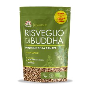 Risveglio di buddha proteine della canapa Iswari