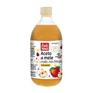 Aceto di mele non filtrato Baule Volante 500ml