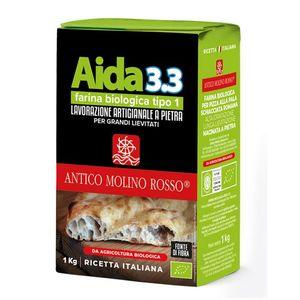 Farina tipo 1 Aida 3.3 Antico Molino Rosso
