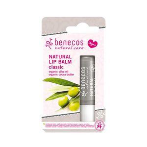 Balsamo labbra Classico con olio di oliva Benecos