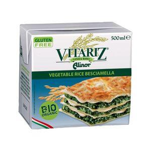 Besciamella vegetale di riso Vitariz 500ml