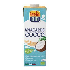 Bevanda vegetale Anacardi e Cocco Isola Bio 1L