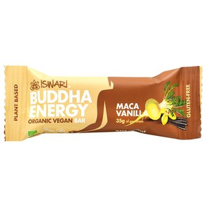 Barretta Vegan con Maca e Vaniglia - Buddha Energy