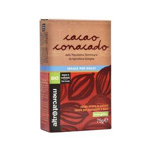 Cacao Conacado amaro in polvere Altromercato 75 g