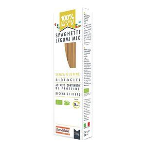 Spaghetti di mix di legumi Fior di Loto 250 g