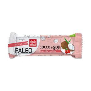 Barretta morbida Paleo con cocco e goji Baule Volante 30 g