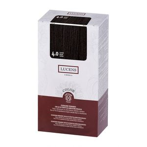 Tinta per capelli Color 4.0 castano Lucens Umbria 135 ml