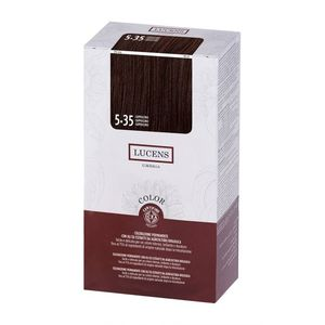 Tinta per capelli Color 5.35 cappuccino Lucens Umbria 135 ml